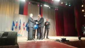 В Сельцо торжественно открыли обновленный концертный зал ДК