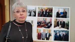 Марина Карлова даст пресс-конференцию в Брянске