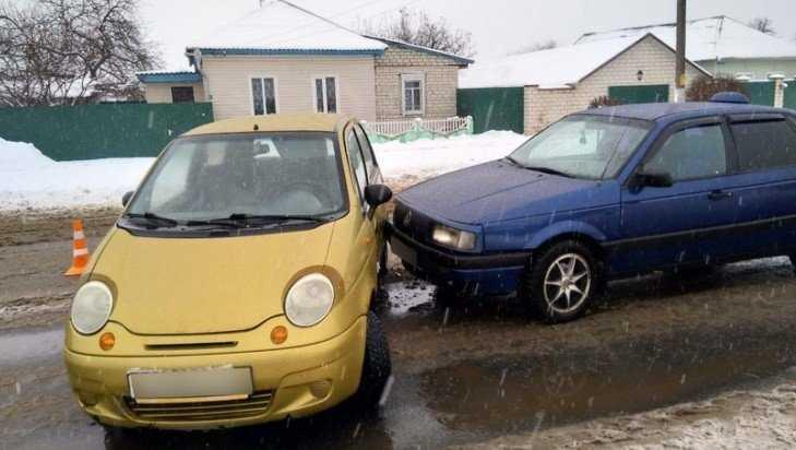 В Погаре водитель Volkswagen разбил голову 44-летней автомобилистке