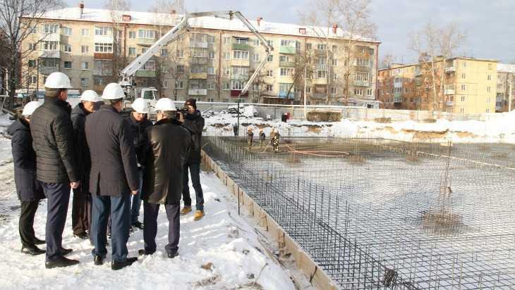 В Брянске возле завода «Литий» началось строительство детского сада