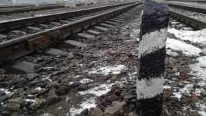 На станции Клетня сошёл с рельсов маневровый тепловоз