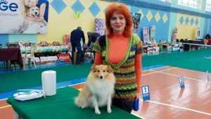 В Брянске прошла всероссийская выставка собак разных пород
