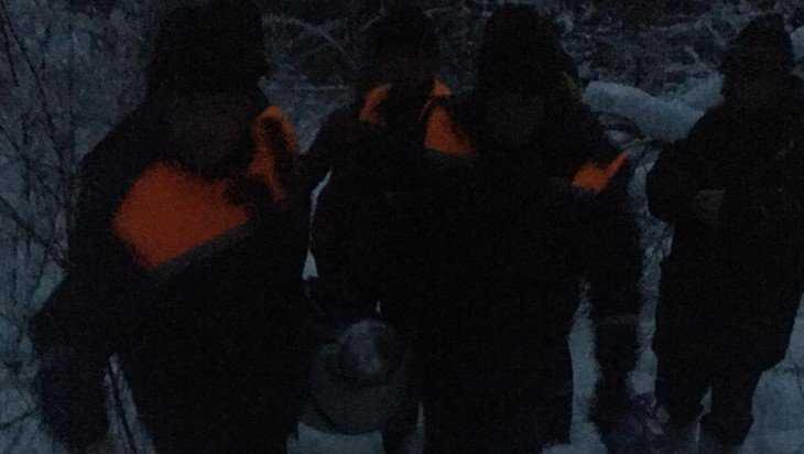 Брянские спасатели нашли заблудившуюся в лесу жительницу Свени