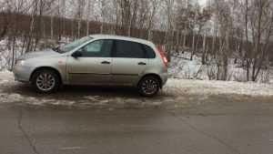На дороге Брянск – Новозыбков «Лада-Калина» сбила женщину-пешехода