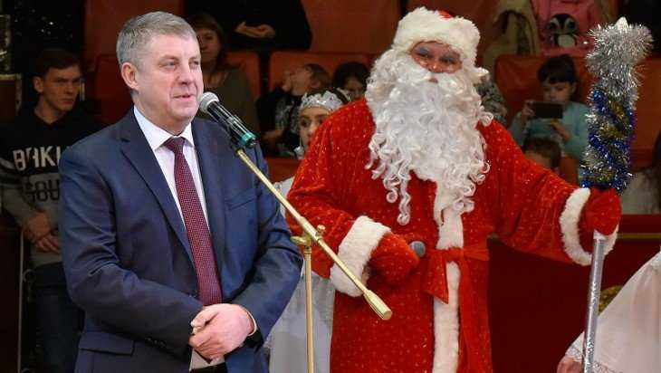 Брянский глава Богомаз вошел в список «растущих» губернаторов