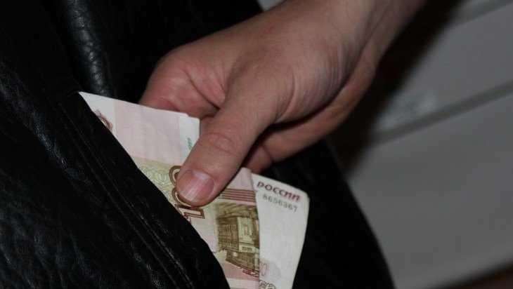 В Брянске 15-летняя школьница украла у отчима 10 тысяч рублей