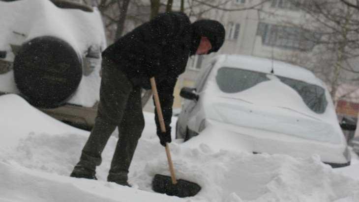 Жителей Брянска призвали взять лопаты и идти на штурм