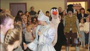 В Брянске после масштабной реконструкции открылся театр кукол