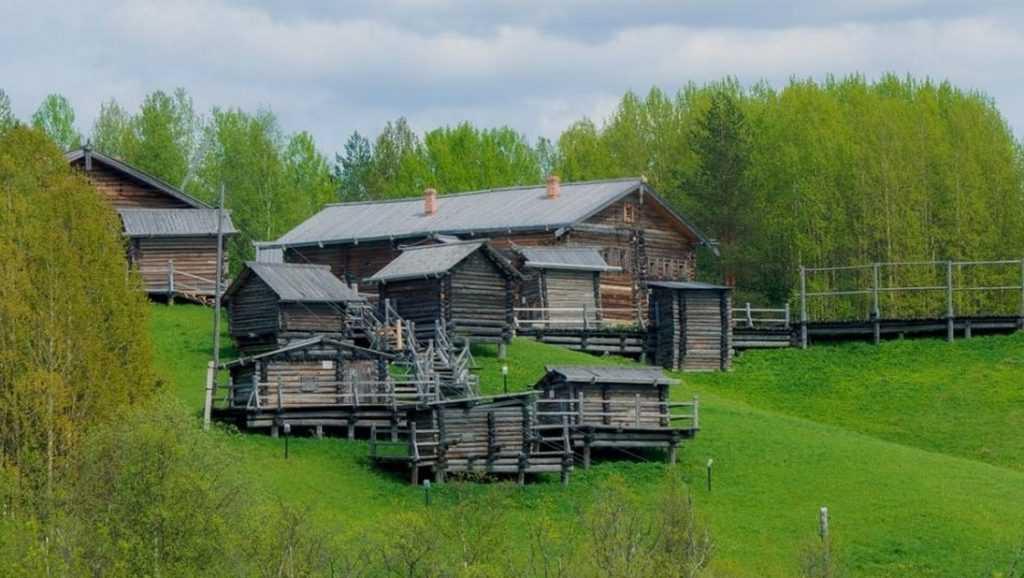 Минкультуры назвало 10 лучших объектов этнотуризма в России