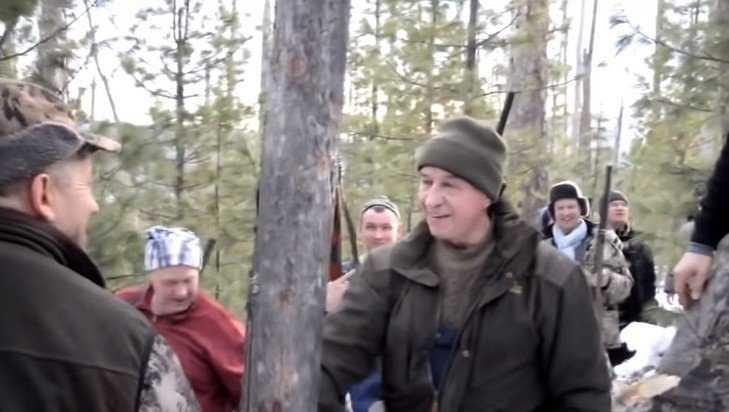 Начата проверка случая убийства иркутским губернатором спящего медведя