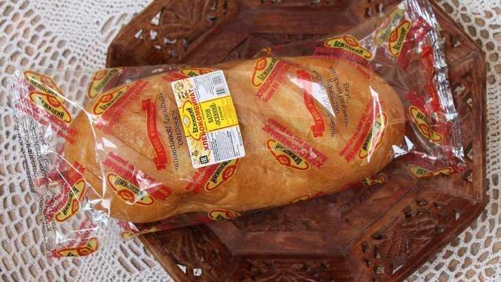 После подорожания брянский хлеб остался одним из самых дешевых