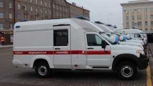 Брянские больницы получили 21 автомобиль скорой помощи