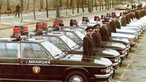 В Брянске на улице Пушкина водителей проверят на трезвость