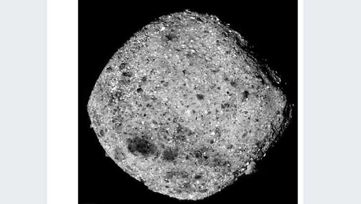 В сети появилось видео самого опасного для Земли астероида