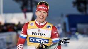 Брянский олимпиец Большунов отпразднует Новый год и день рождения