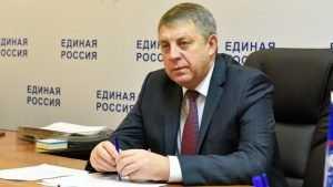 Губернатор Богомаз провел прием жителей Брянской области