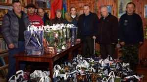 В Клинцах единороссы вручили инвалидам подарки