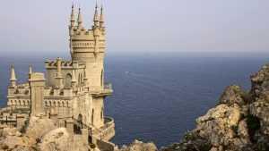 Крым оказался одним из самых популярных новогодних авианаправлений