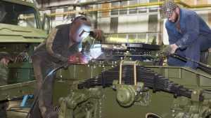 Брянский автозавод займется выпуском алюминиевых деталей «Дерипаски»