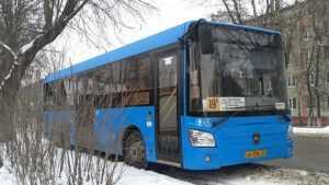 В Брянске по Флотской улице пустили автобус №19д