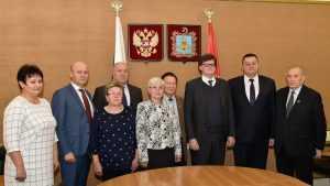 Брянские власти встретились с делегацией Министерства иностранных дел