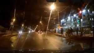 Жителей Брянска предупредили об опасном переходе у здания ГИБДД