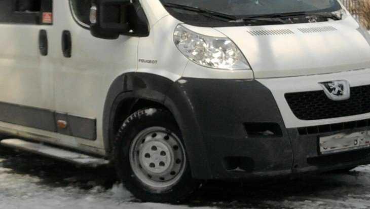 Полиция Брянска обратилась к очевидцам наезда маршрутки на мужчину