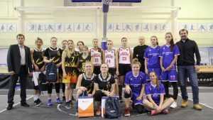 ГК «Надежда» — генеральный спонсор баскетбольного турнира