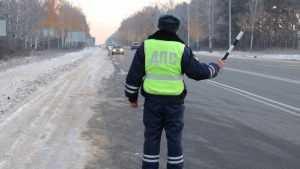 В Брянской области началась трехдневная проверка водителей