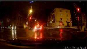В Брянске лихую автомобилистку оштрафовали на основании видео