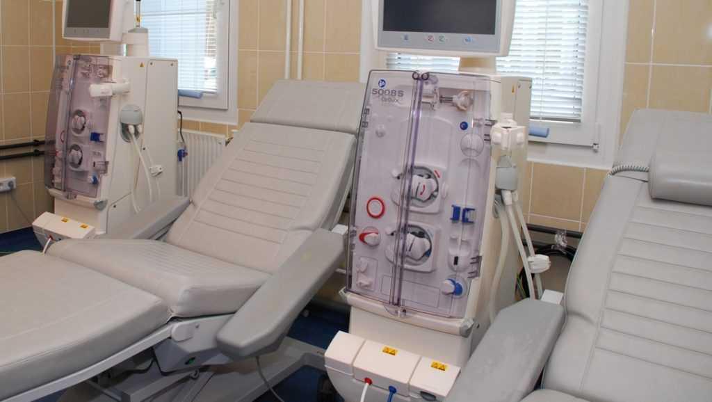 В Брянске открыли диализный центр с 20 аппаратами искусственной почки