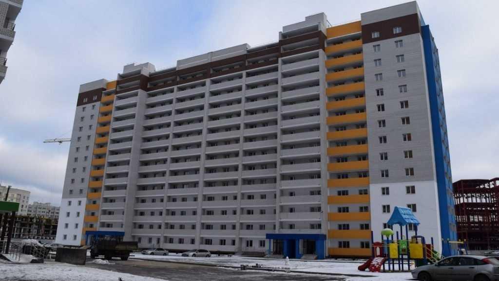 «Надежда» сдала второй дом в ЖК «Академический»