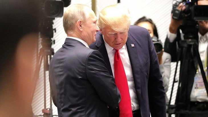 Трамп не послушал советы помощников и встретился с Владимиром Путиным
