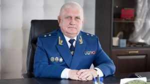 Брянский прокурор Войтович нашёл нарушения в клинцовской колонии
