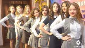 В Брянске 1 декабря прошла осенняя неделя моды Autumn Fashion week