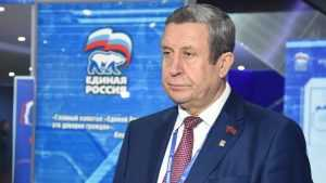 Владимир Попков рассказал о темах съезда «Единой России»