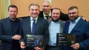 Валуев похвастался рекордом брянских единороссов и фото с Третьяком