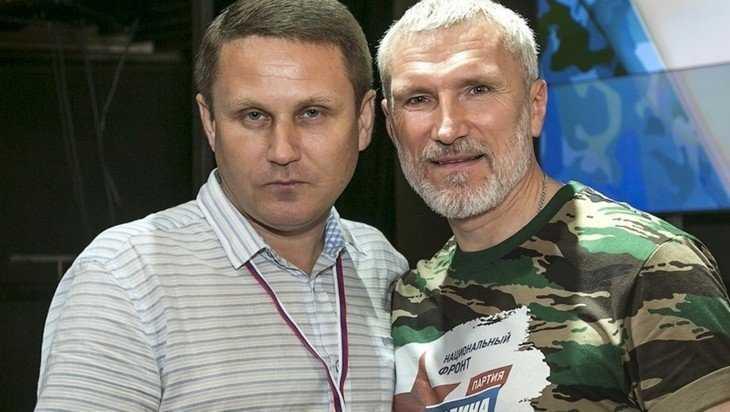 Главу брянского отделения «Родины» Селебина обвинили в торгах с Дениным