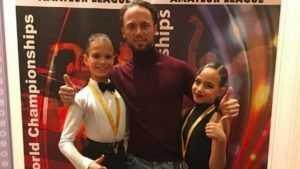 Юные брянские танцоры победили в Париже на чемпионате мира