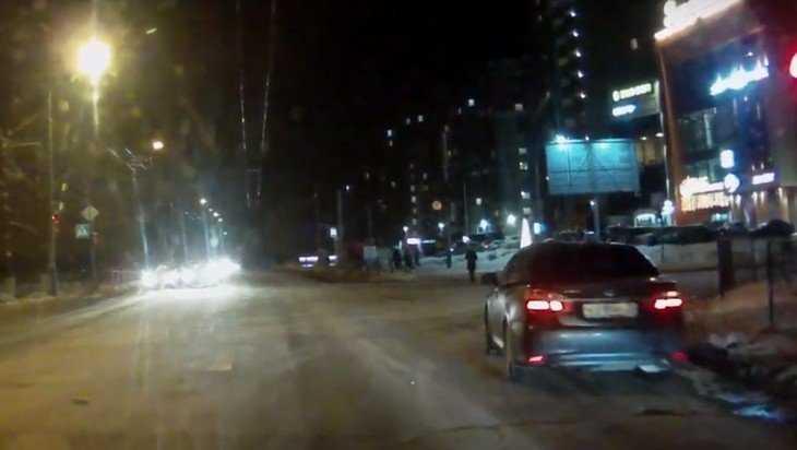 В Брянске водителю чиновника отомстили видезаписью за нарушение