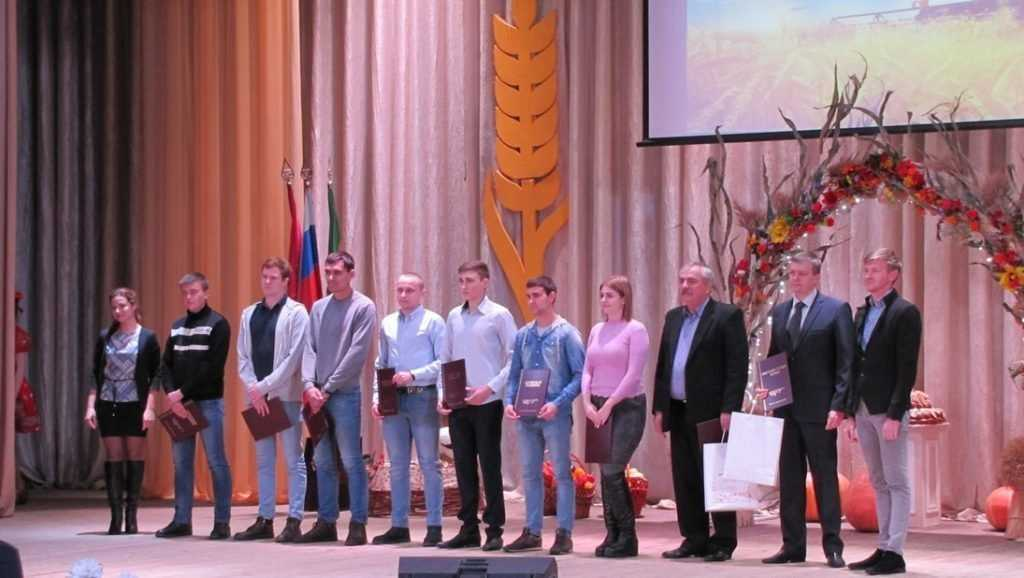 Лучшие студенты БГАУ получили награды от «Брянсксельмаша»