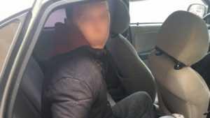 В Брянске задержали двух наркоторговцев в автомобиле