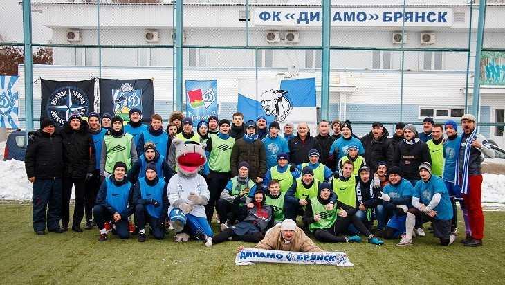 В Брянске провели турнир в честь Дня футбола
