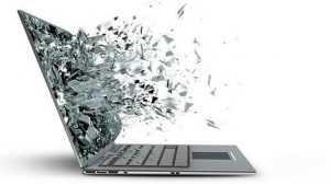 Поломки матриц ноутбука и варианты их устранения