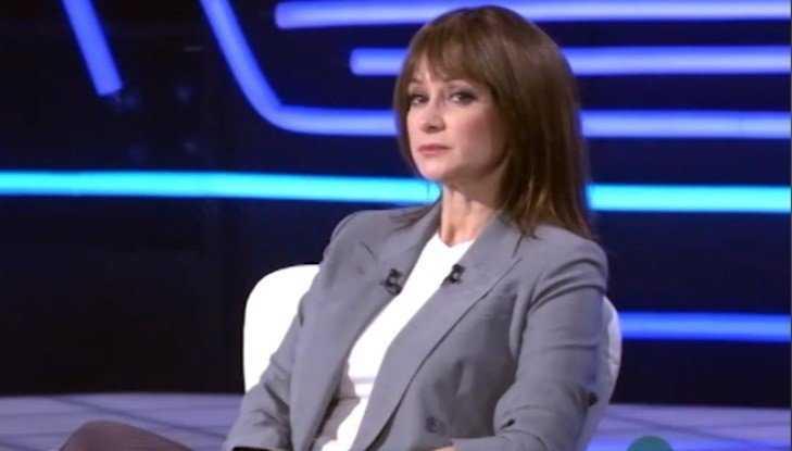 Актриса Ольга Кабо рассказала НТВ о разводе с бывшим брянским сенатором
