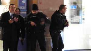 В Страсбурге неизвестный открыл стрельбу по людям
