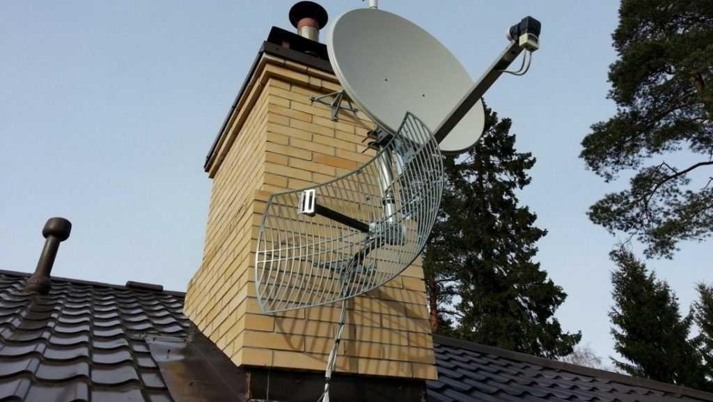 Как усилить сигнал связи в загородном доме и на даче