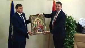 Брянский Стародуб и сербский Горни-Милановац стали побратимами