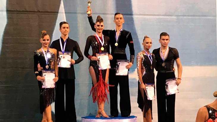 Брянские танцоры взяли два «золота» на Кубке «Европа-Азия – 2018»
