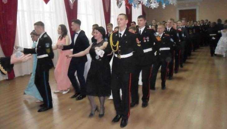 Брянским кадетам 20 декабря подарят новогодний бал